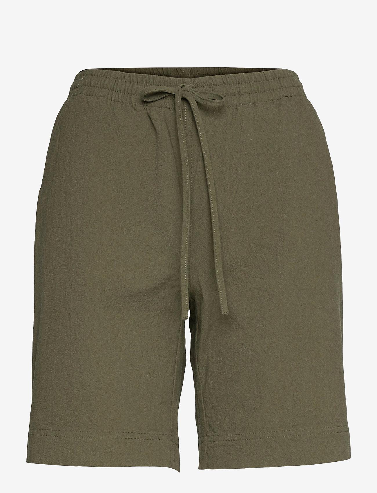 Soyaconcept - SC-CISSIE - shorts casual - dark army - 0