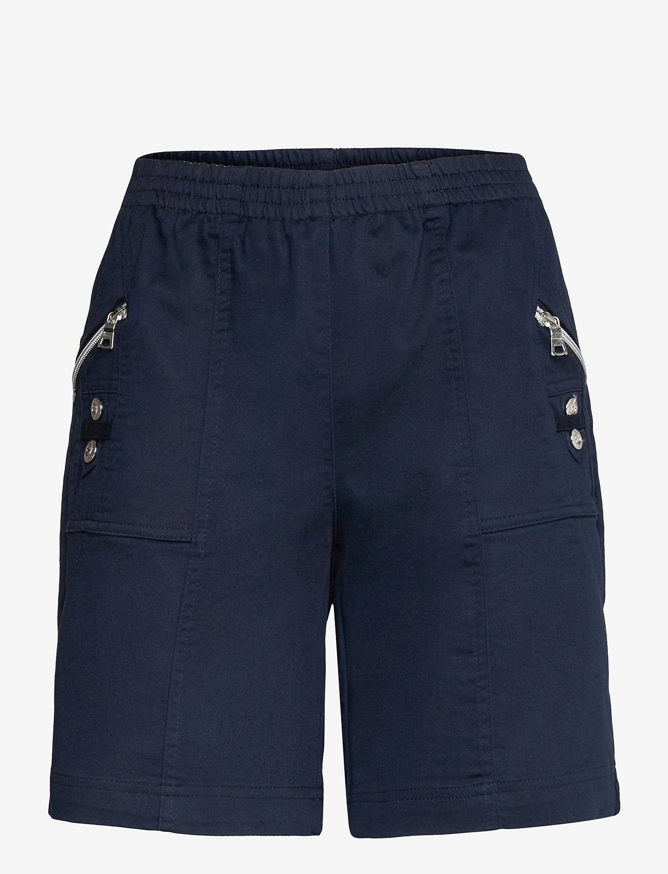 Soyaconcept - SC-AKILA - shorts casual - navy - 0