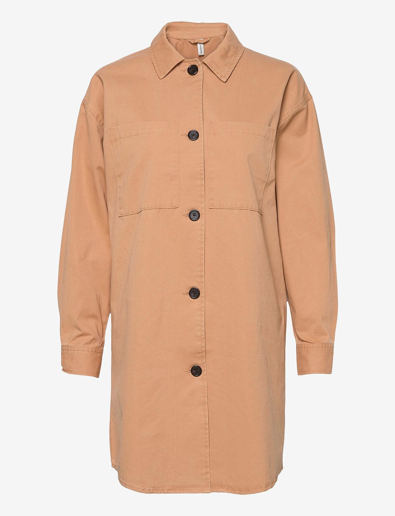 Soyaconcept - SC-ORION - light coats - biscuit - 0