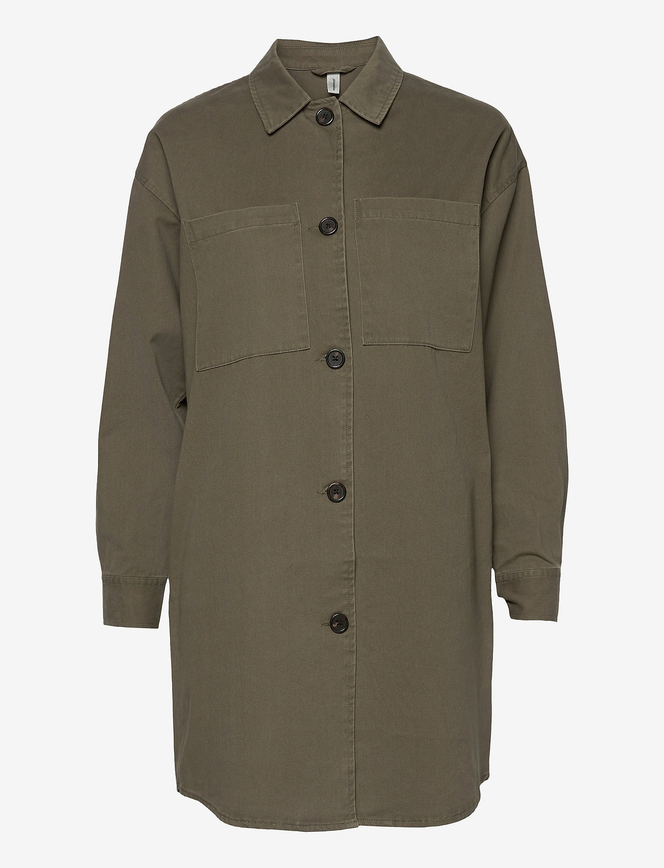 Soyaconcept - SC-ORION - light coats - dark army - 0