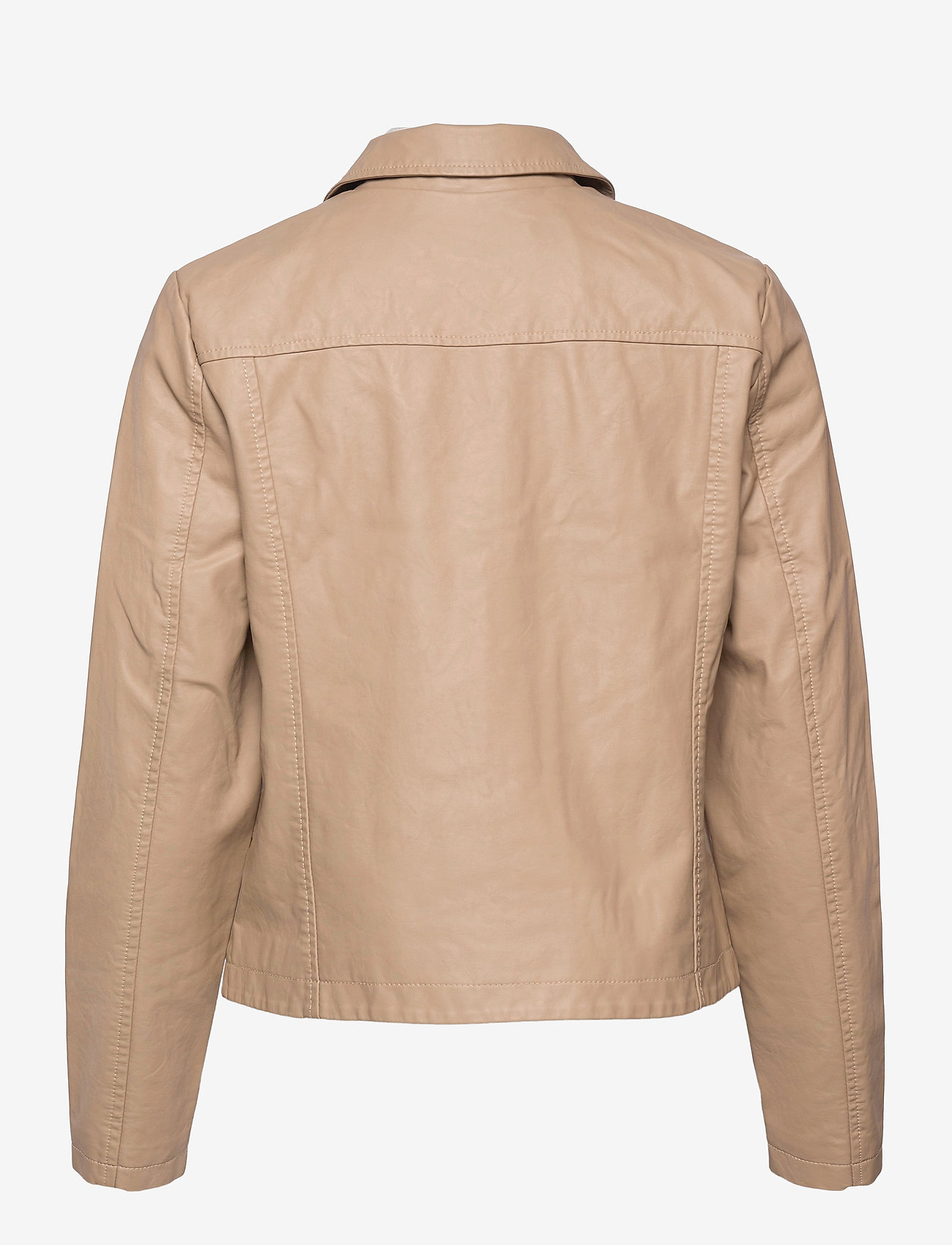 Soyaconcept - SC-GUNILLA - leather jackets - camel - 1