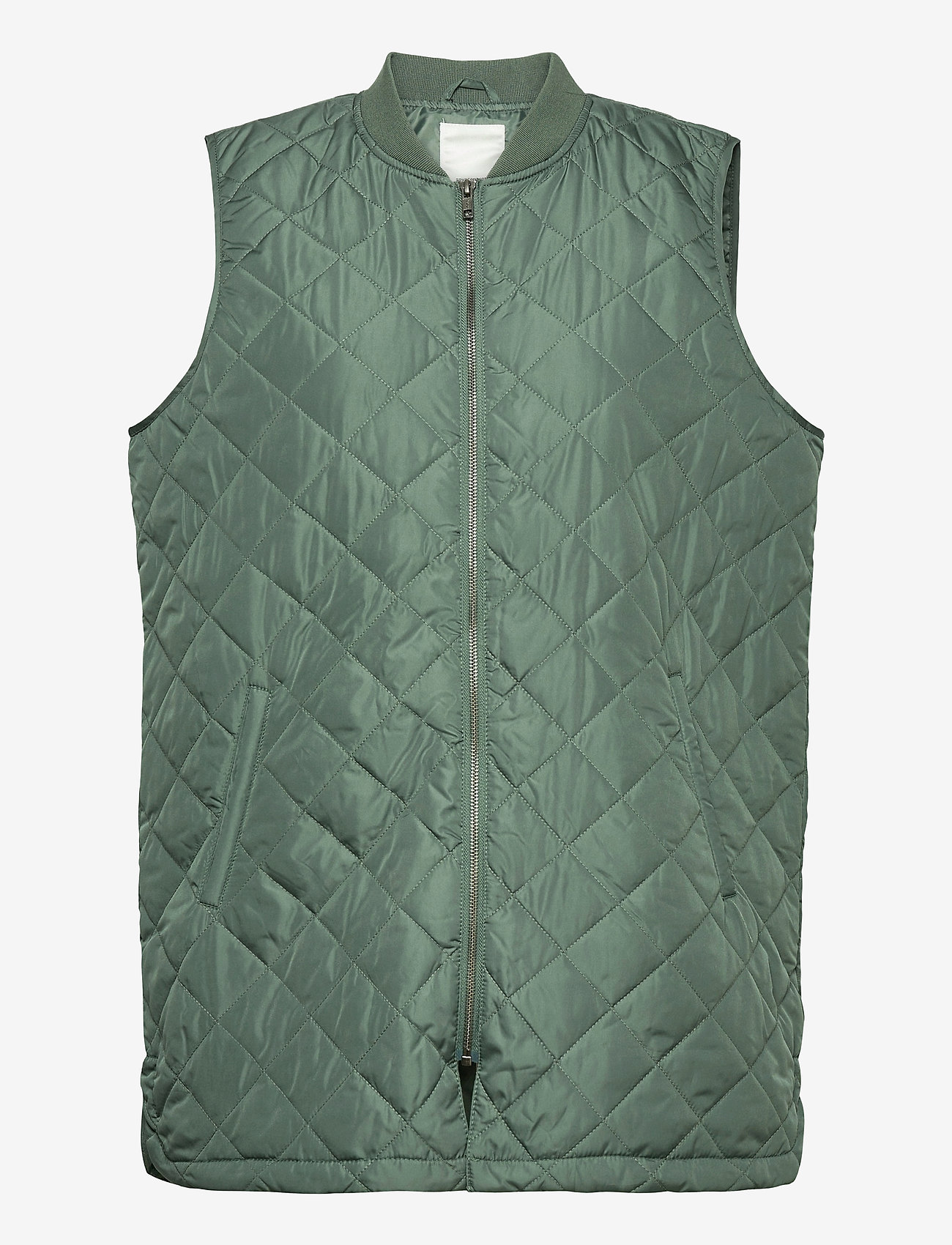 Soyaconcept - SC-FENYA - puffer vests - shadow green - 0