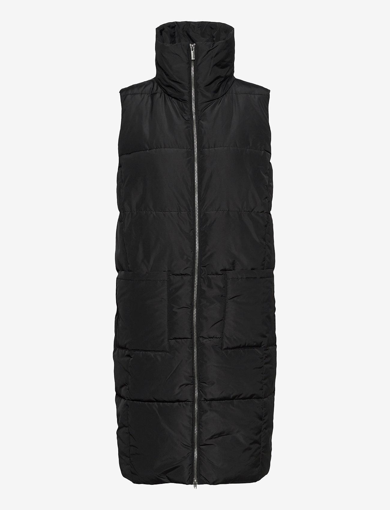 Soyaconcept - SC-NINA - puffer vests - black - 0