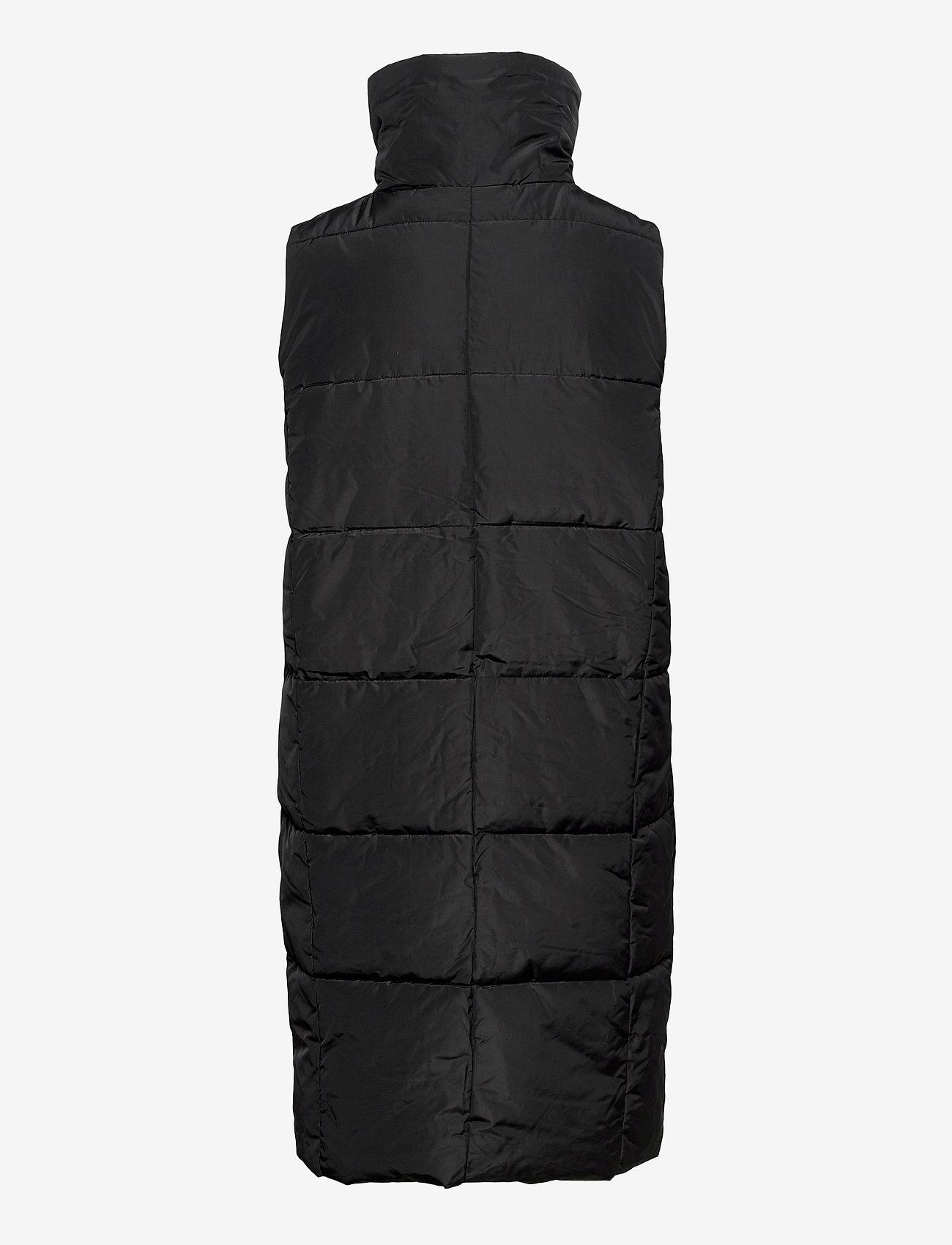 Soyaconcept - SC-NINA - puffer vests - black - 1