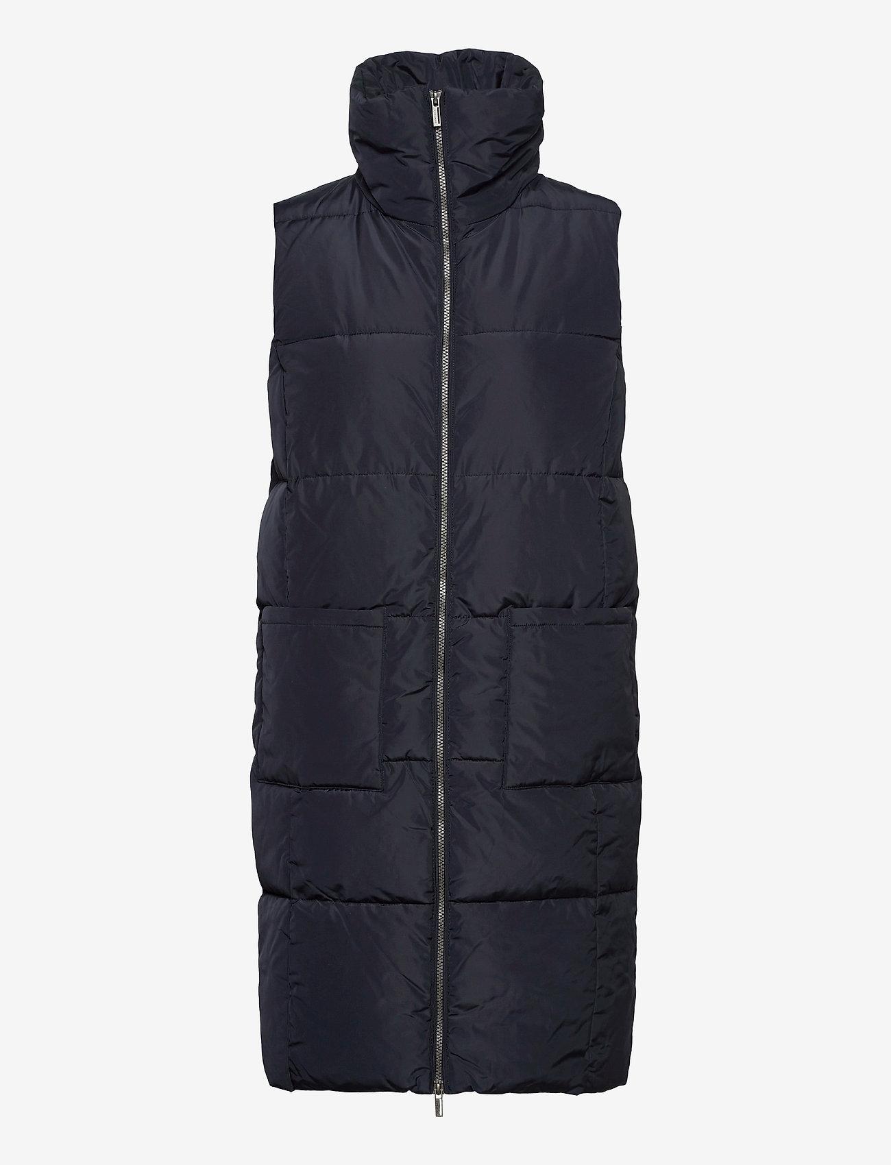 Soyaconcept - SC-NINA - puffer vests - dark navy - 0
