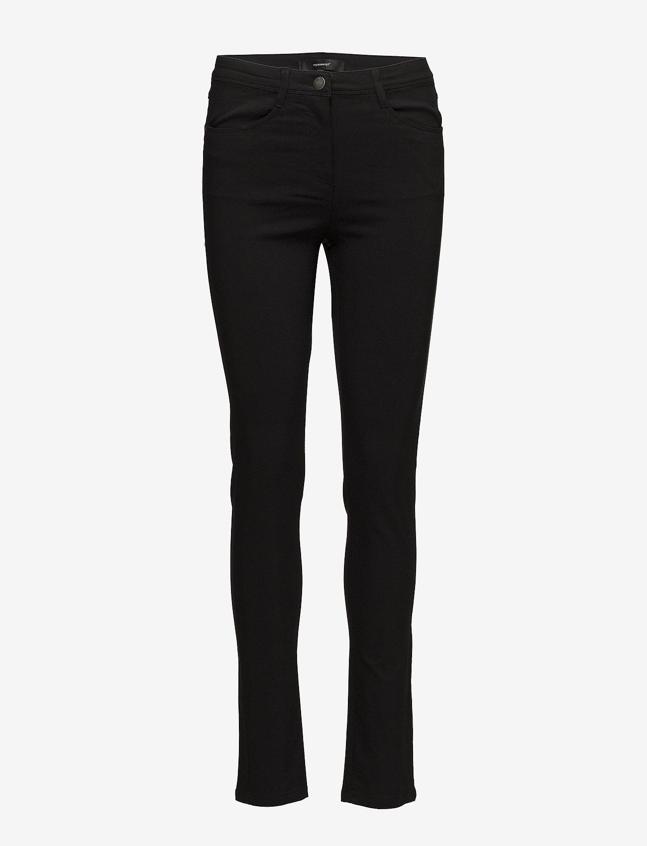 Soyaconcept - SC-LILLY - slim jeans - black - 0