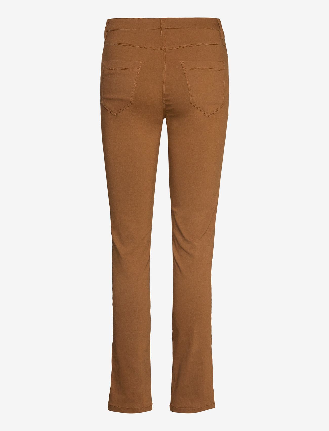 Soyaconcept - SC-LILLY - slim jeans - dark caramel - 1