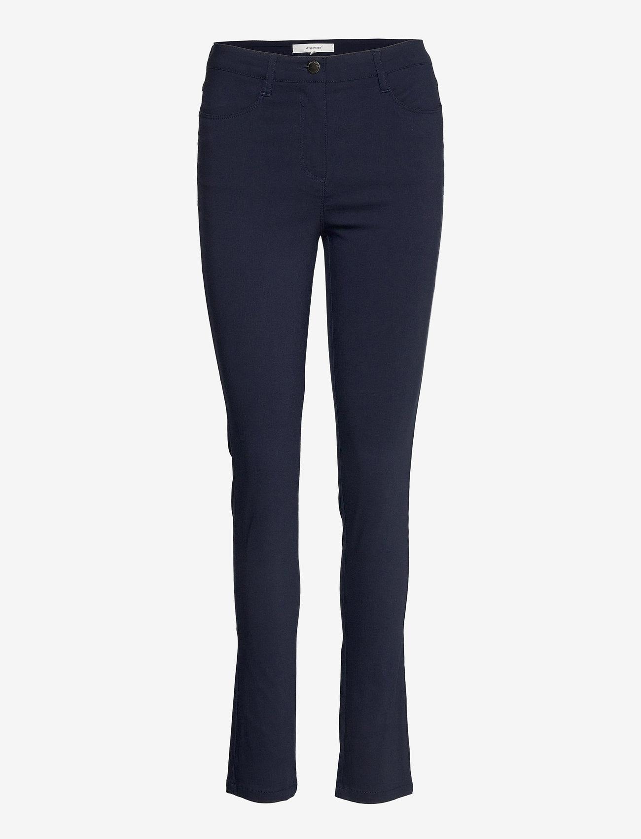 Soyaconcept - SC-LILLY - slim jeans - navy - 0