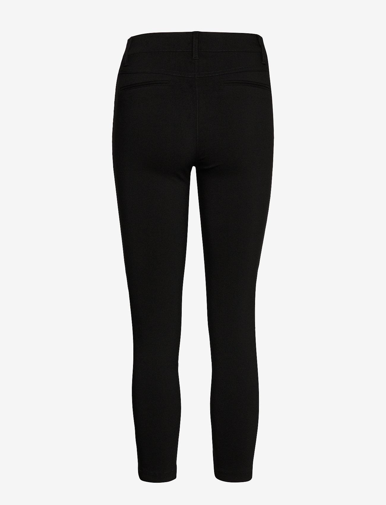 Soyaconcept - SC-LILLY - broeken med skinny fit - black - 1
