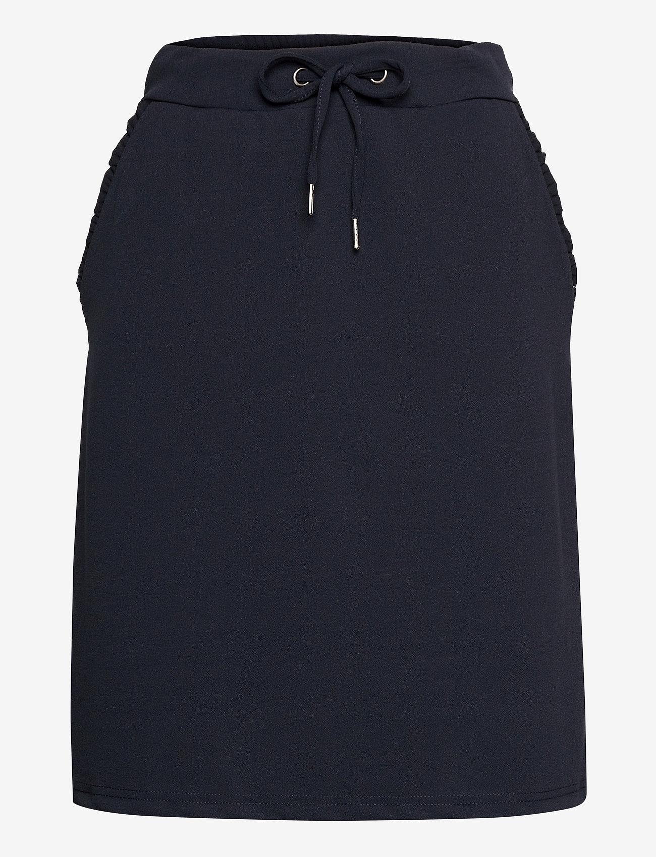 Soyaconcept - SC-SIHAM - korta kjolar - navy - 0