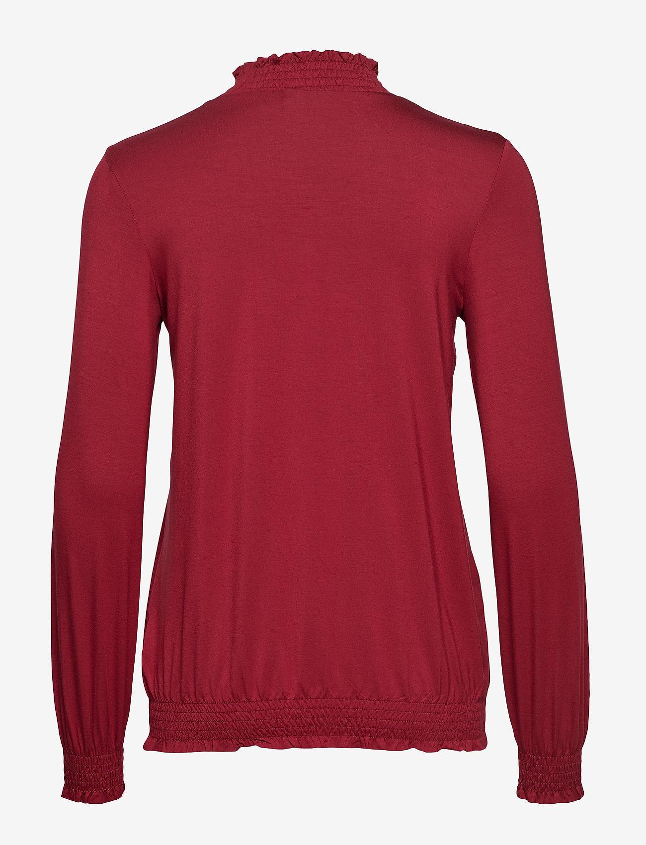 Soyaconcept SC-MARICA - T-shirty i zopy CABERNET - Kobiety Odzież.