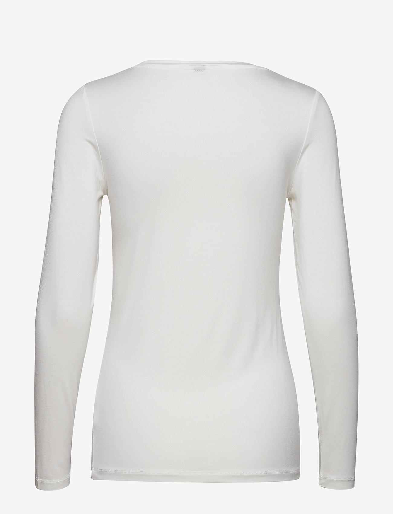 Soyaconcept - SC-NAIMA - t-shirts imprimés - offwhite
