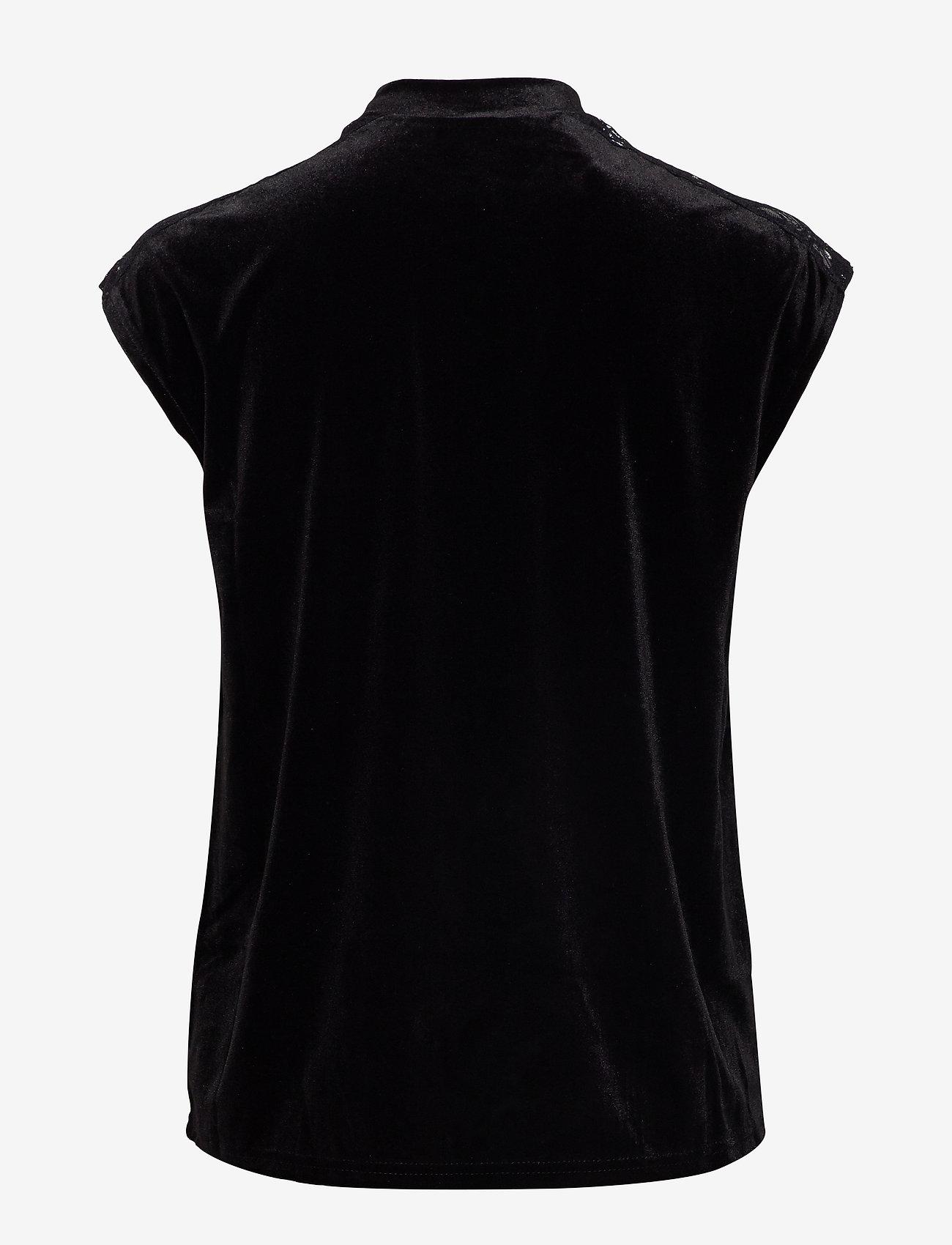Soyaconcept SC-POPPY - T-shirty i zopy BLACK - Kobiety Odzież.