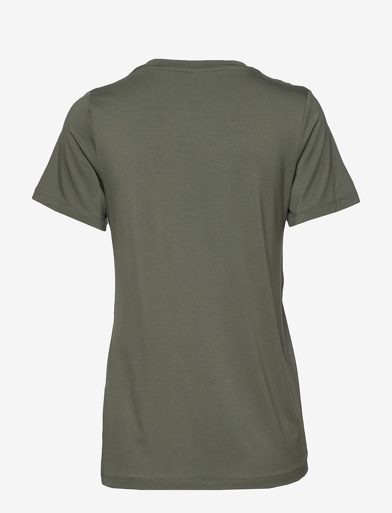 Soyaconcept Sc-marica Fp - T-shirts & Toppar Dark Army
