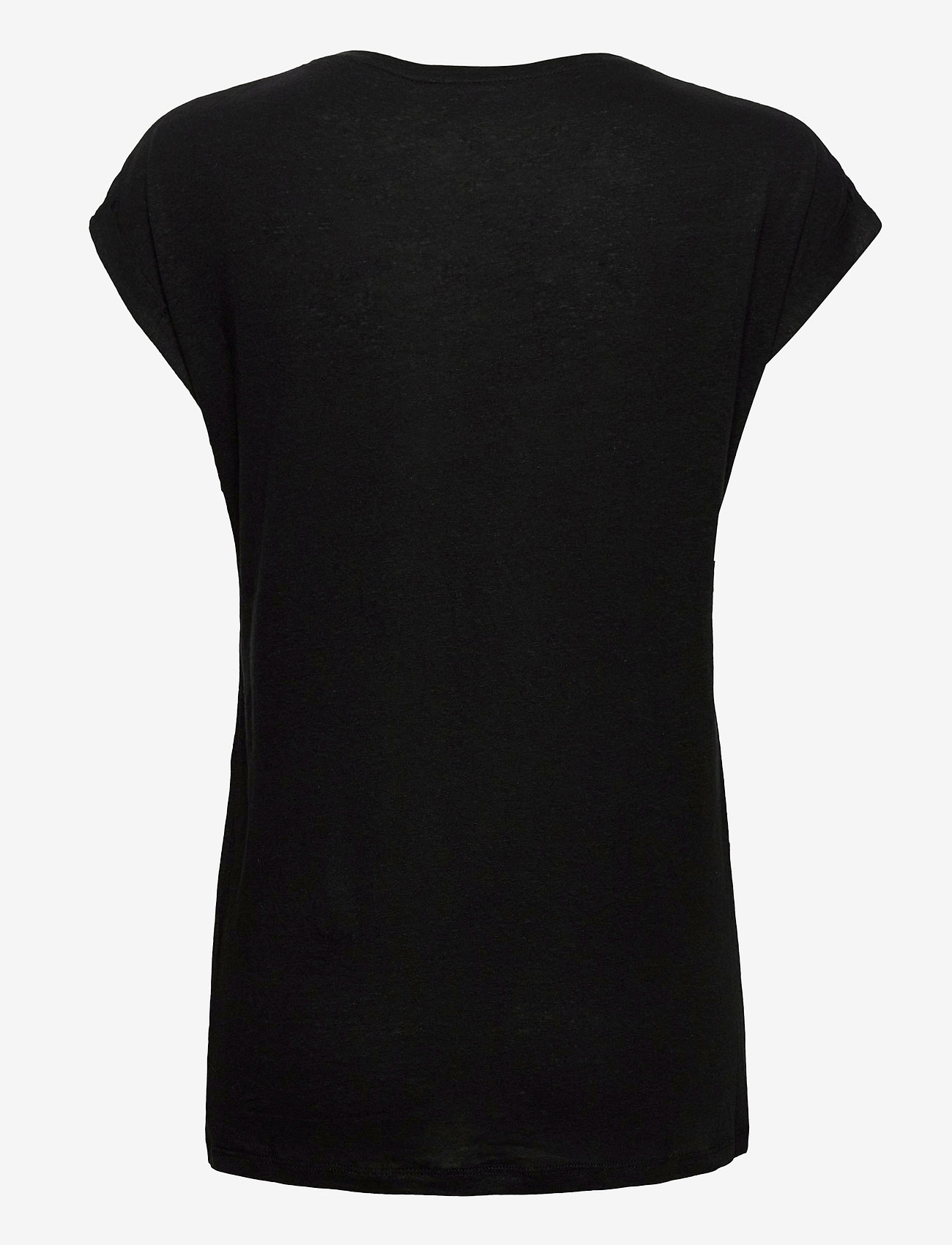 Soyaconcept - SC-ISABEL - t-shirts - black - 1