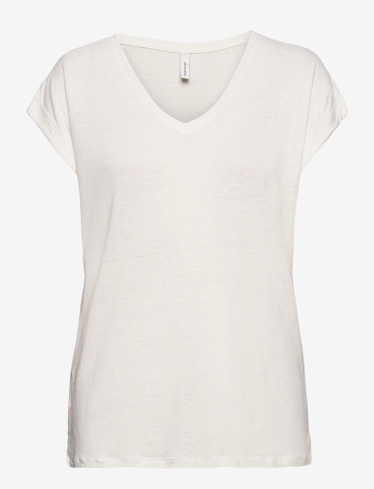 Soyaconcept - SC-ISABEL - t-shirts - offwhite - 0