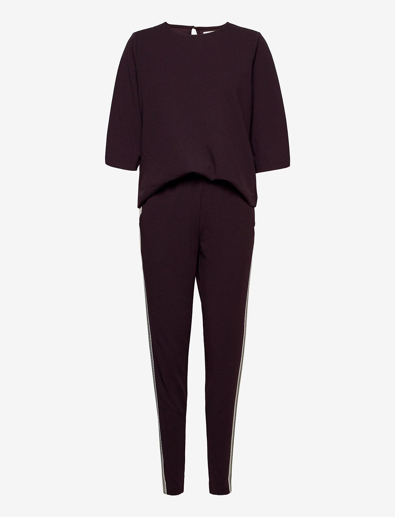 Soyaconcept - SC-MASCHA - clothing - maroon - 0