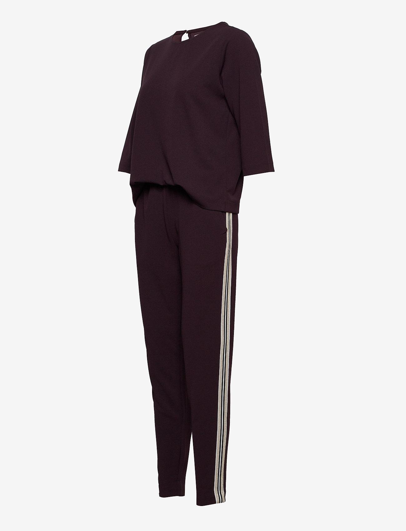 Soyaconcept - SC-MASCHA - clothing - maroon - 1