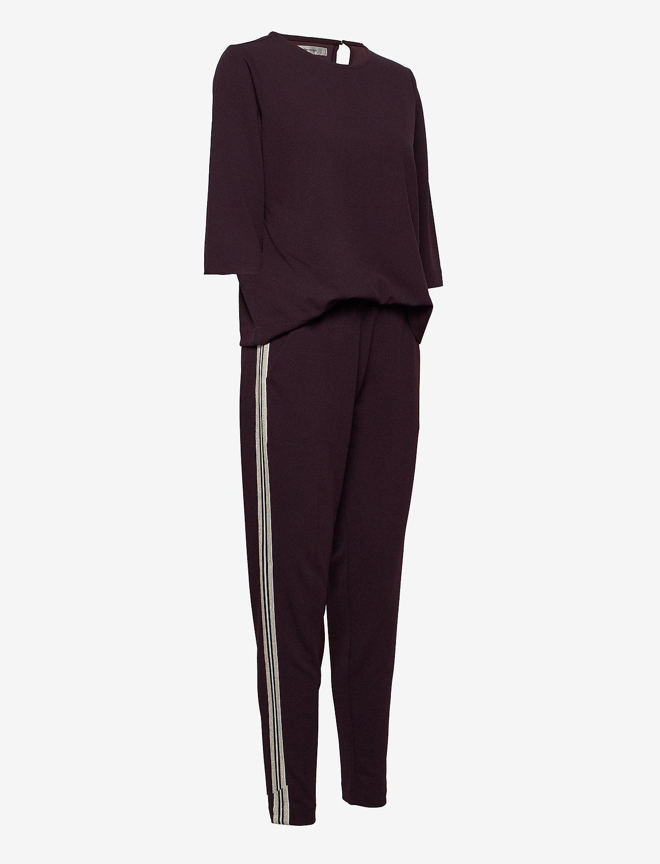 Soyaconcept - SC-MASCHA - clothing - maroon - 2
