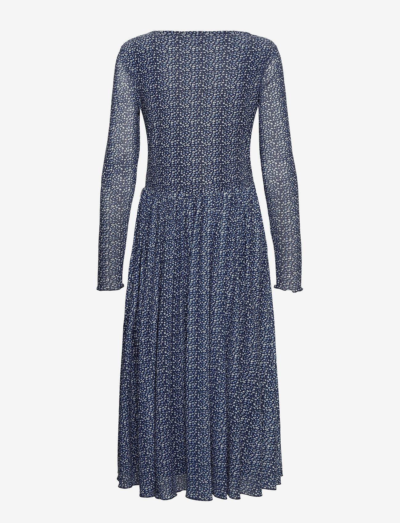 Soyaconcept - SC-ALDA - everyday dresses - bright blue combi - 1