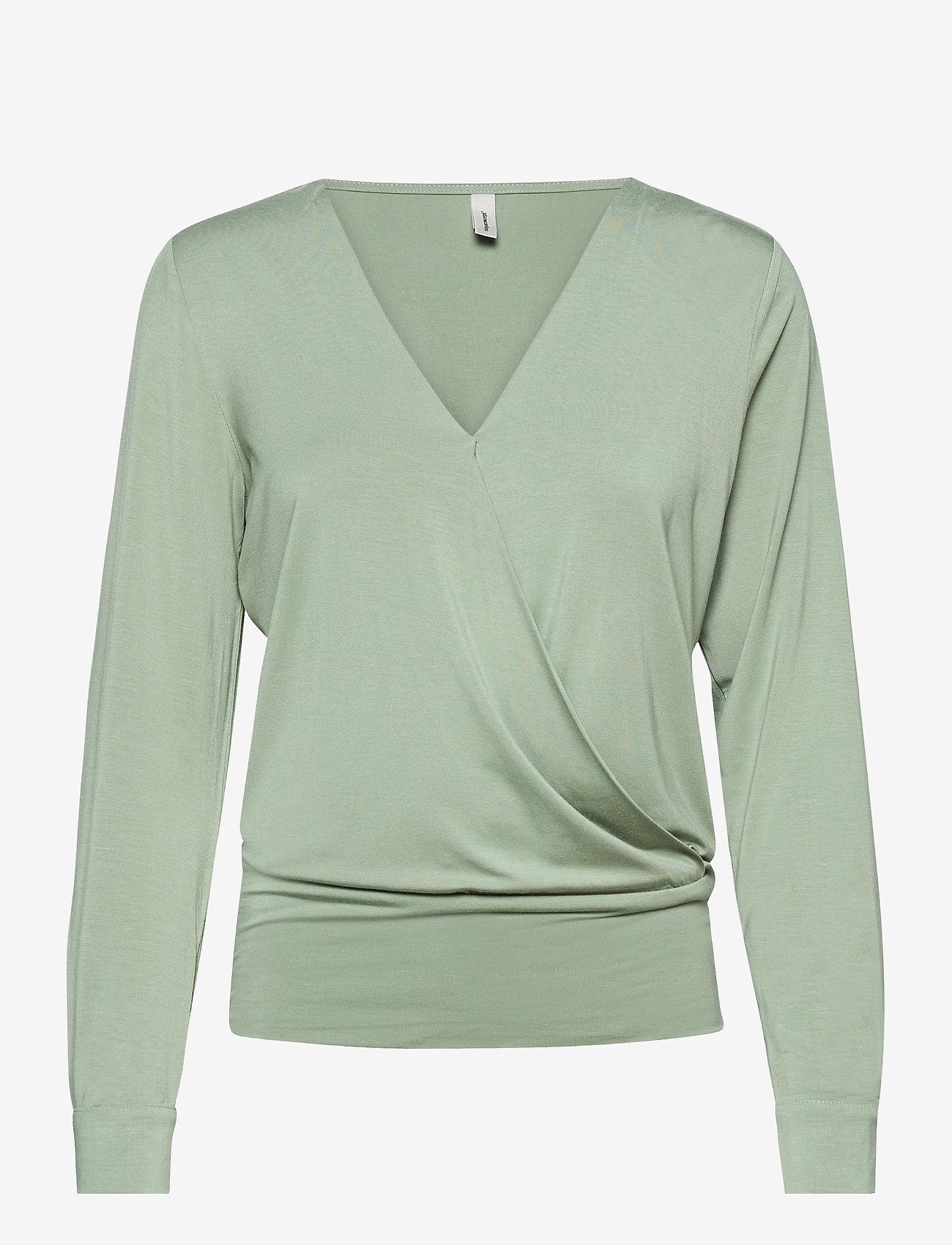 Soyaconcept - SC-MARICA - t-shirt & tops - mineral green - 0