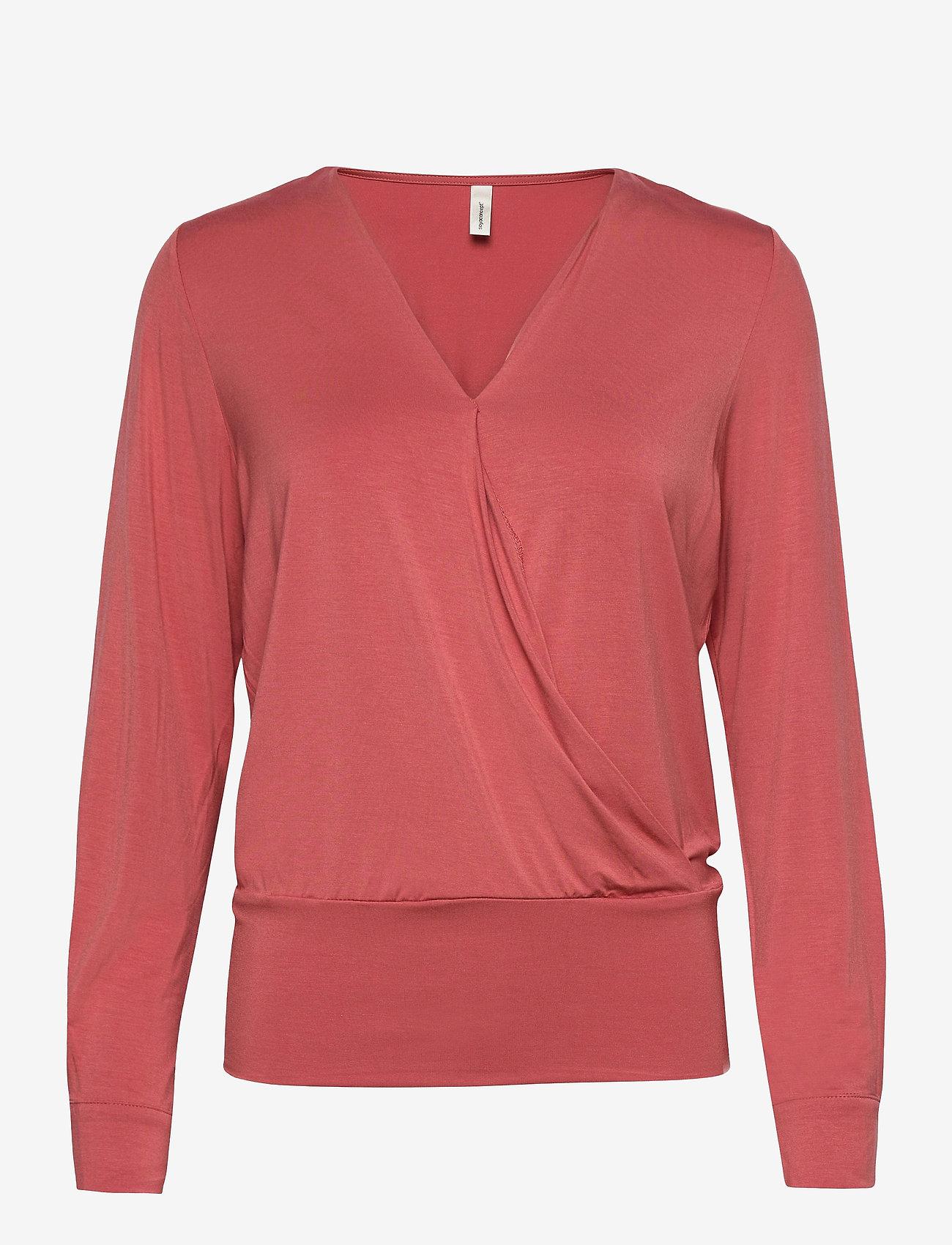 Soyaconcept - SC-MARICA - t-shirt & tops - sierra - 0