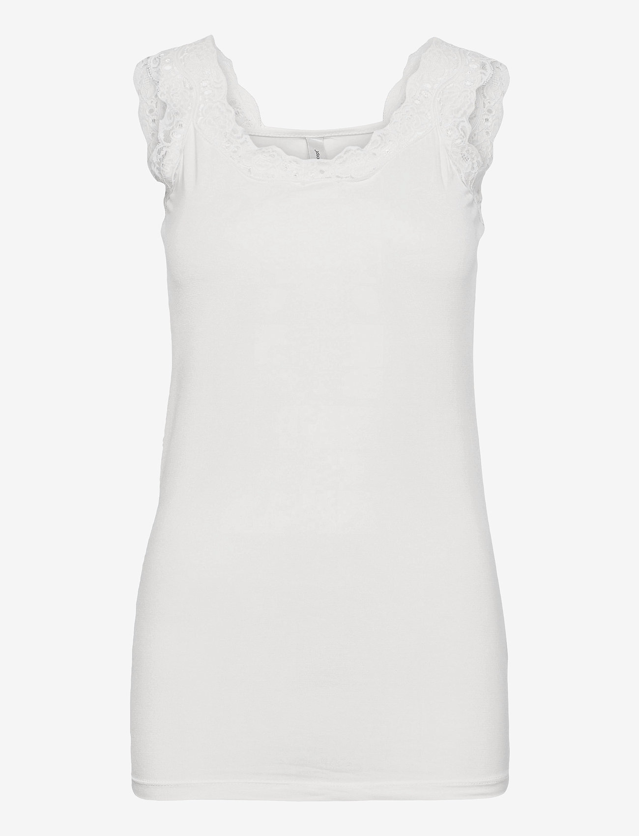 Soyaconcept - SC-MARICA - t-shirt & tops - offwhite - 0
