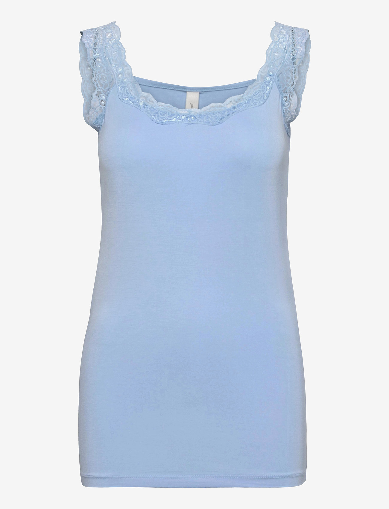 Soyaconcept - SC-MARICA - t-shirt & tops - powder blue - 0