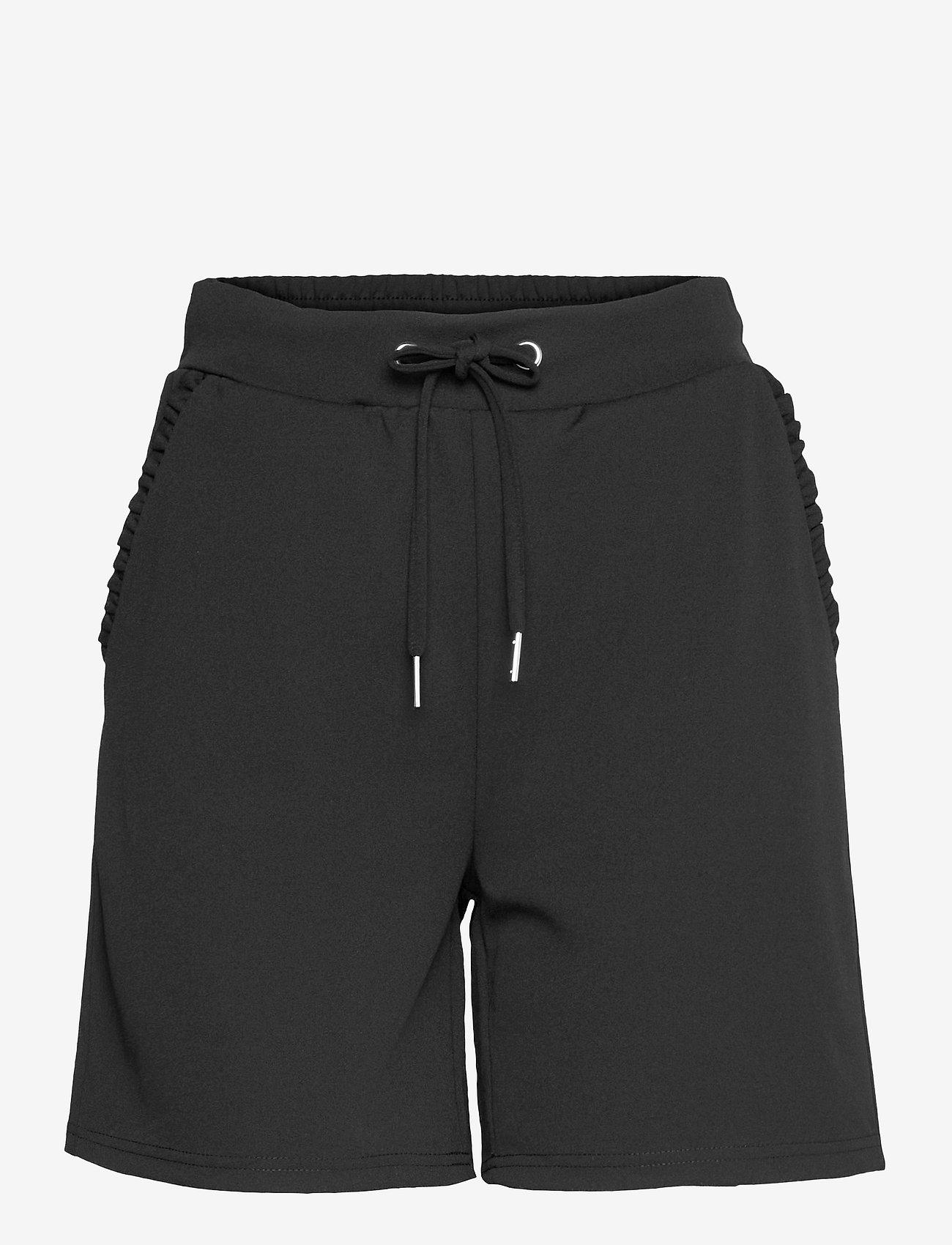 Soyaconcept - SC-SIHAM - shorts casual - black - 0