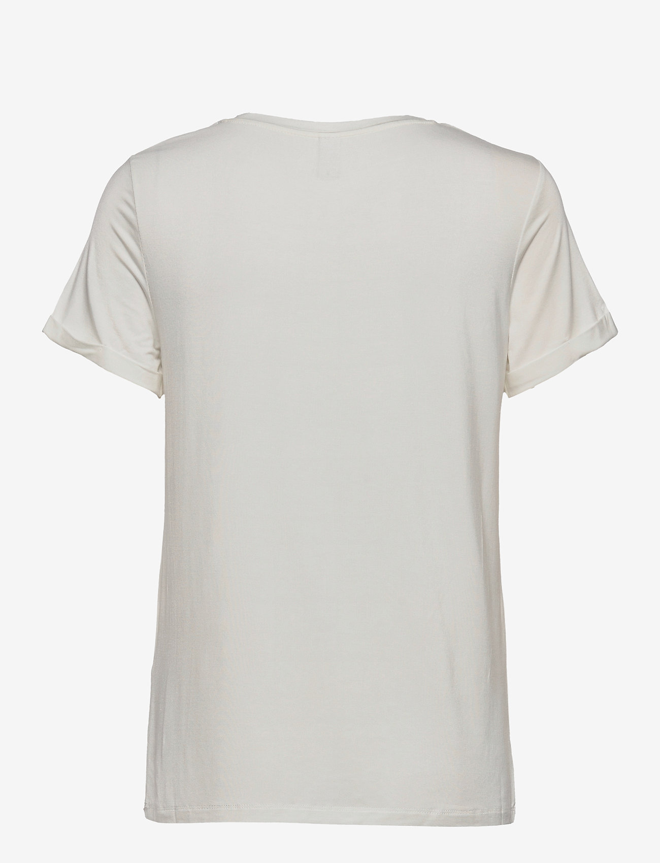 Soyaconcept - SC-MARICA FP - t-shirt & tops - offwhite - 1