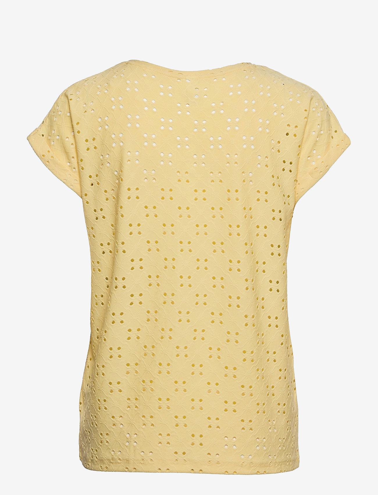 Soyaconcept - SC-INGELA - t-shirts - lemon - 1