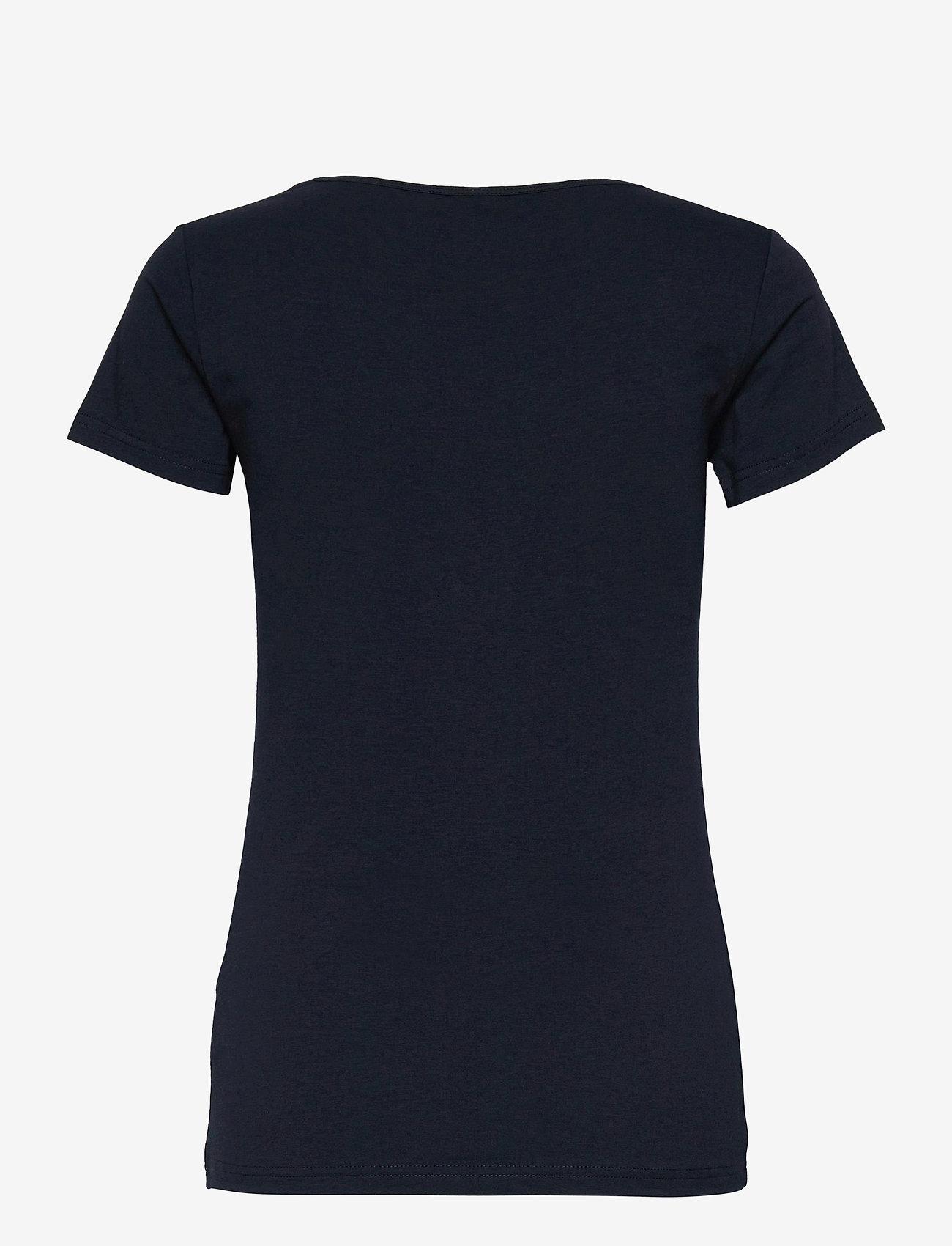 Soyaconcept - SC-PYLLE - t-shirt & tops - navy - 1