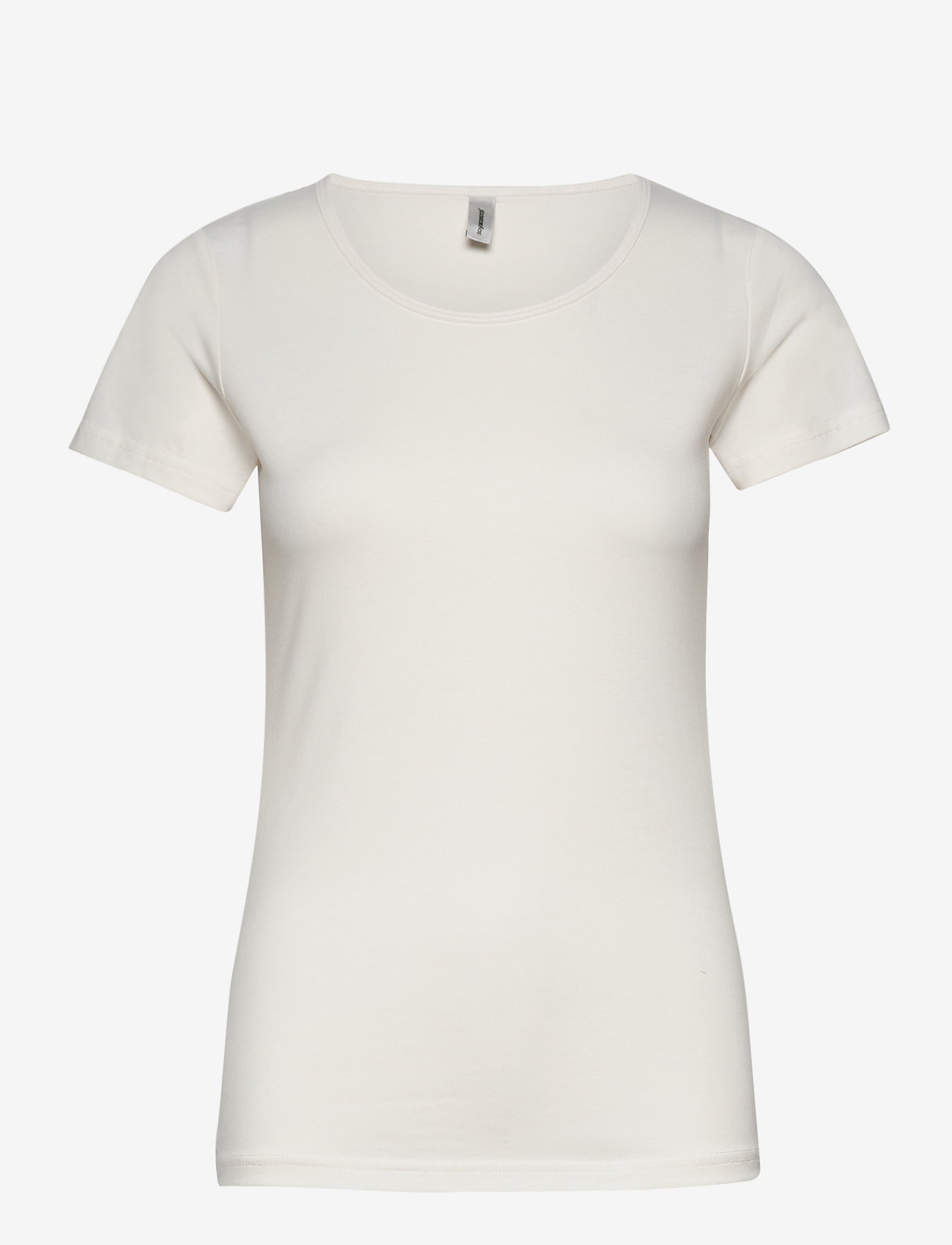 Soyaconcept - SC-PYLLE - t-shirt & tops - offwhite - 0
