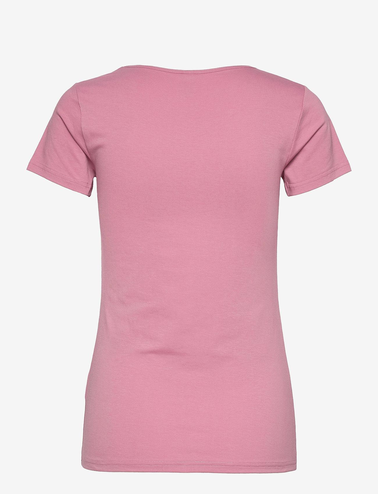Soyaconcept - SC-PYLLE - t-shirt & tops - pink rose - 1