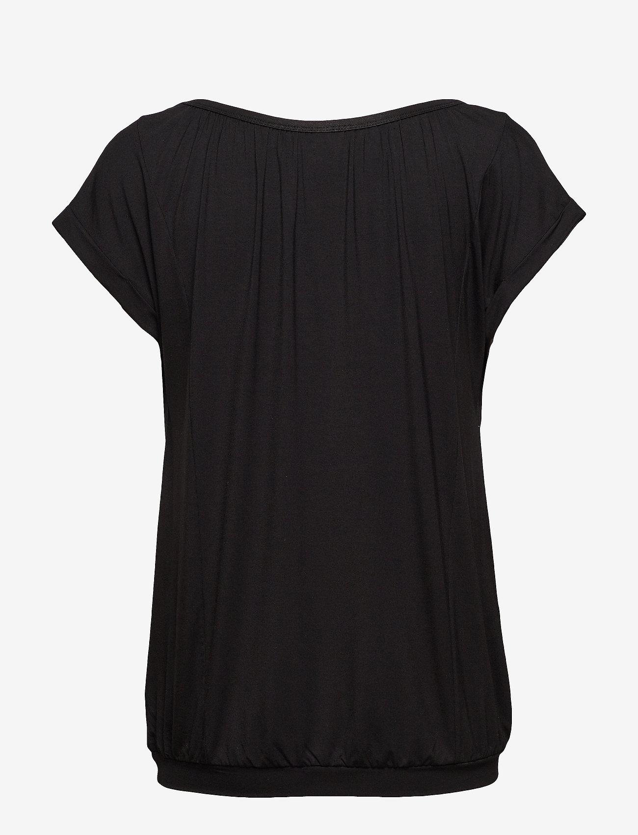 Soyaconcept - SC-MARICA - t-shirts - black - 1