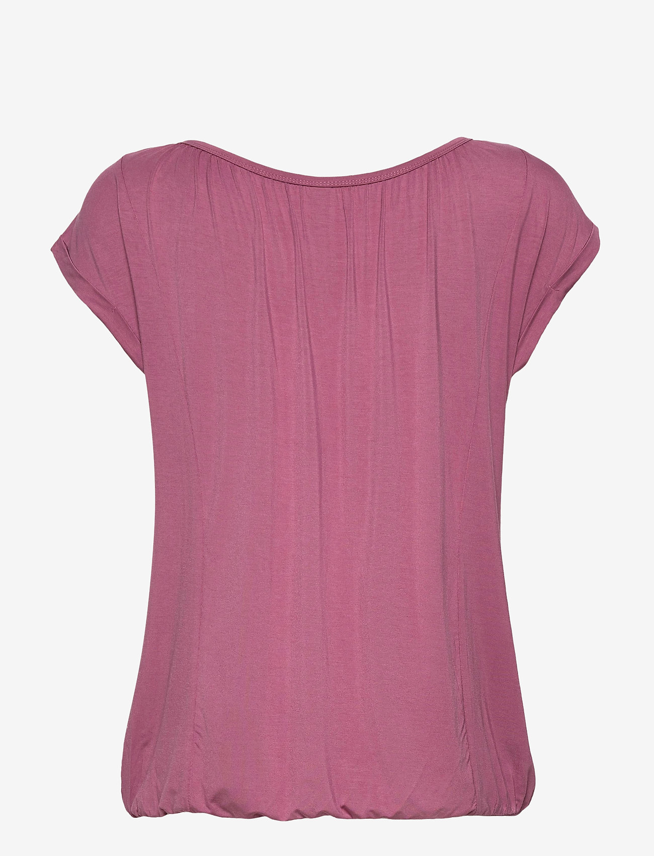 Soyaconcept - SC-MARICA - t-shirts - dark pink rose - 1