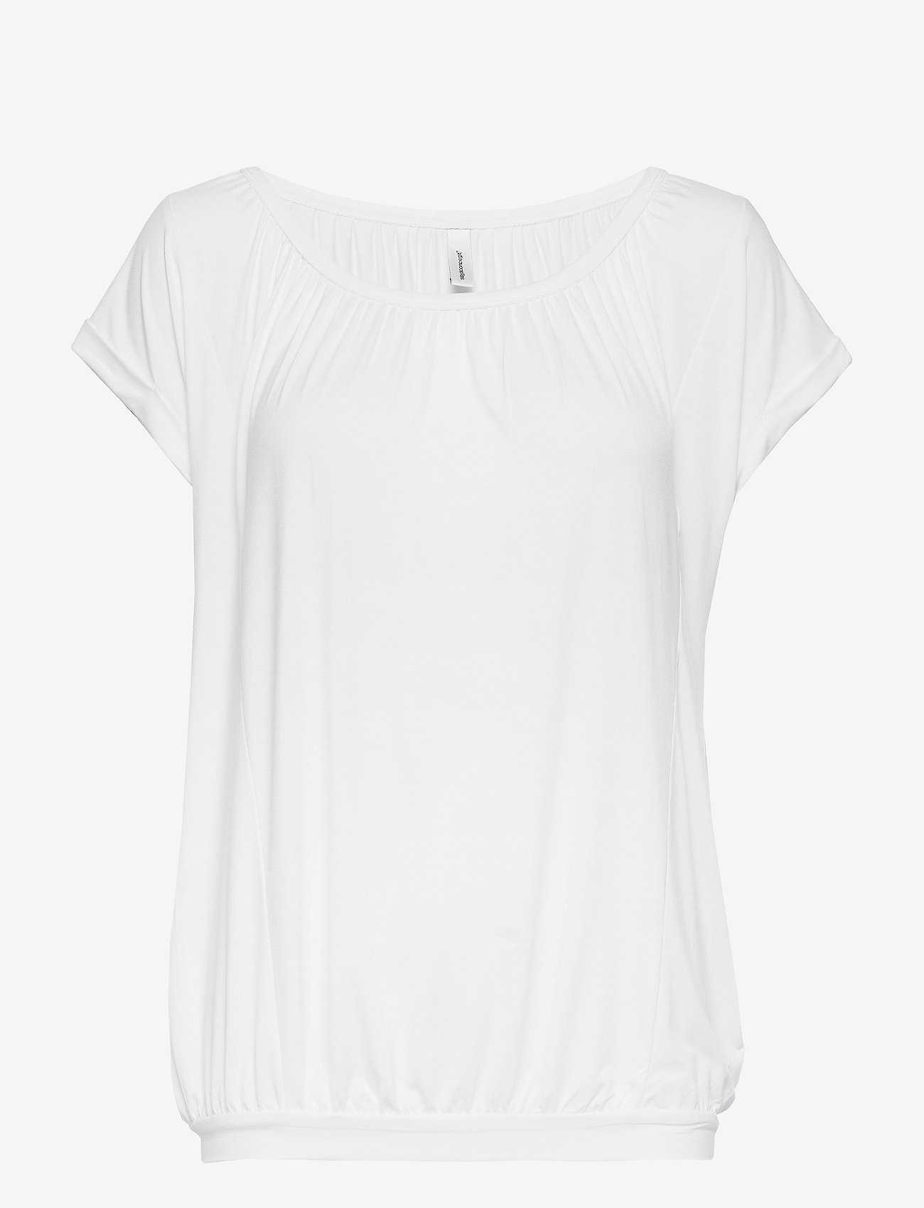 Soyaconcept - SC-MARICA - t-shirts - offwhite - 0