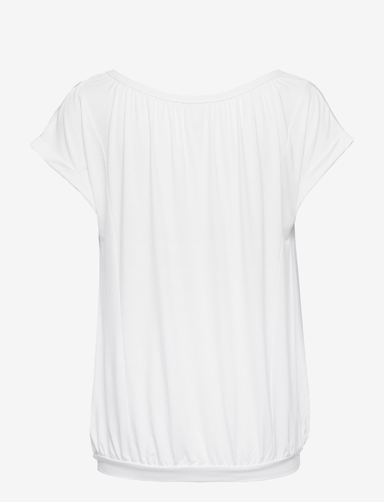 Soyaconcept - SC-MARICA - t-shirts - offwhite - 1