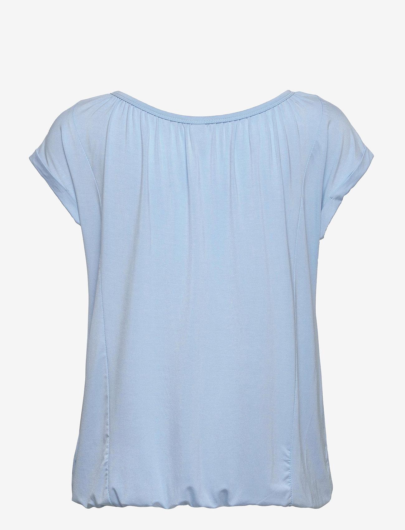 Soyaconcept - SC-MARICA - t-shirts - powder blue - 1