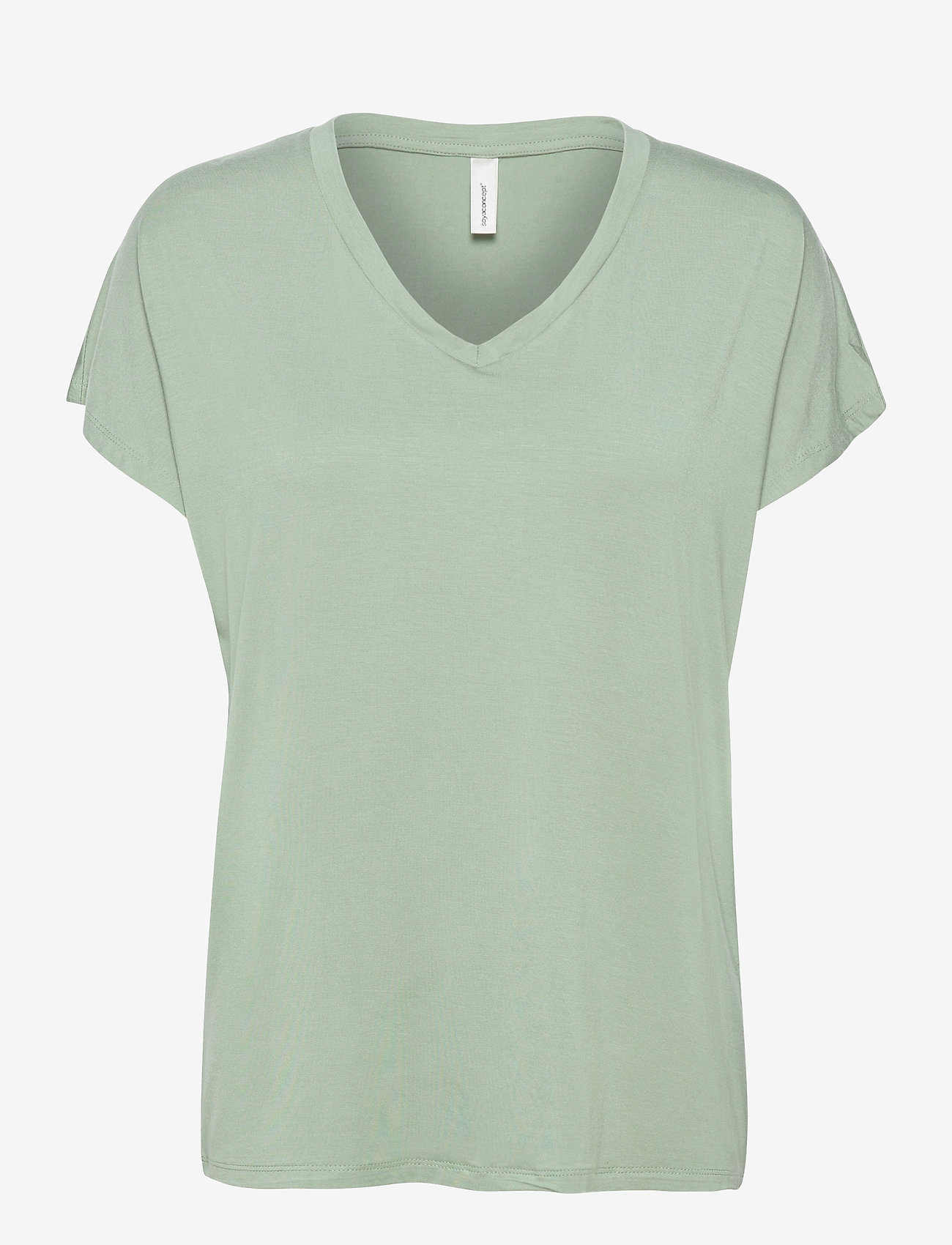 Soyaconcept - SC-MARICA - t-shirts - mineral green - 0