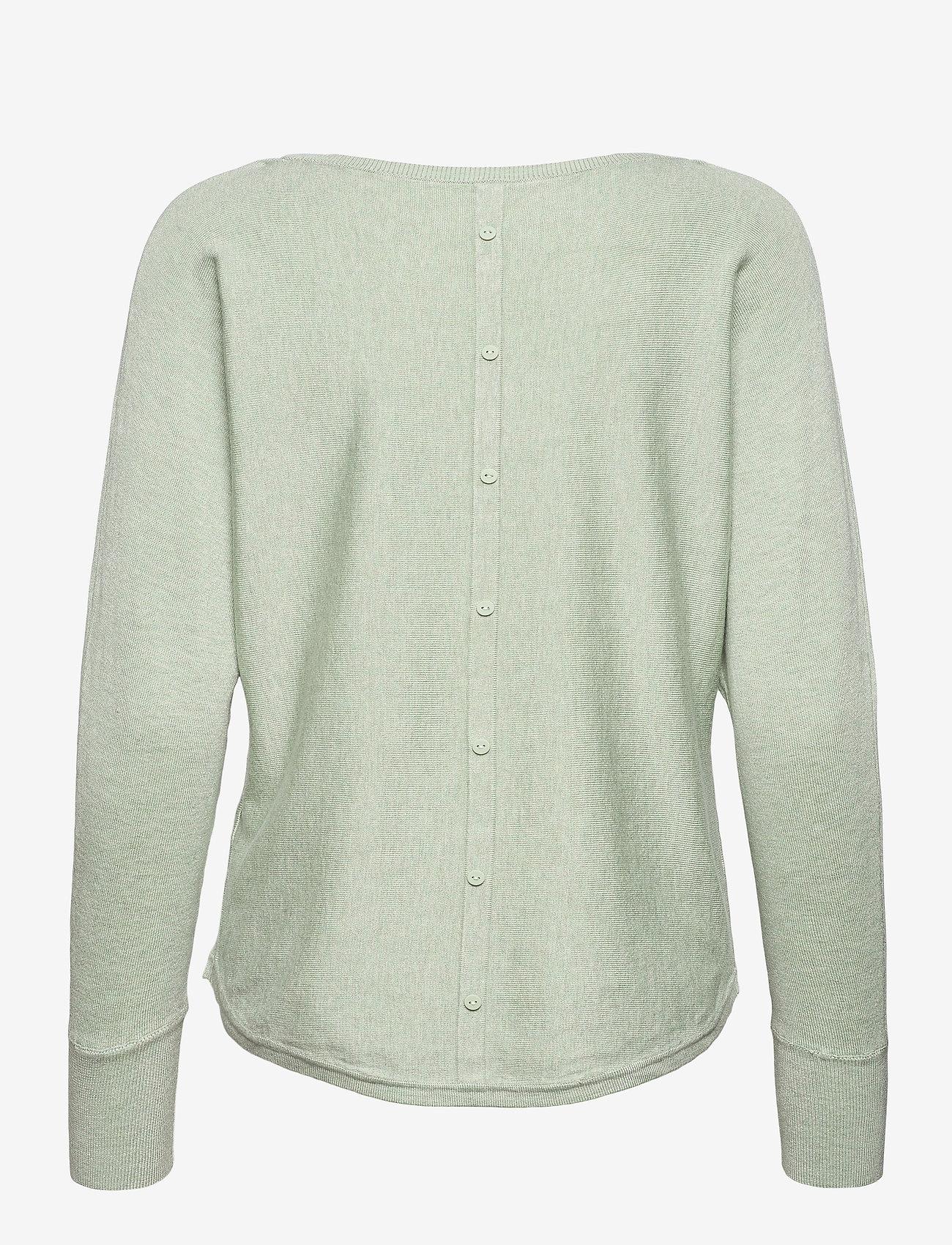 Soyaconcept - SC-DOLLIE - jumpers - light green melange - 1