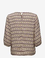 Soyaconcept - SC-MALINE - blouses à manches courtes - ruby combi - 1