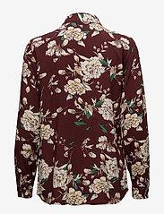 Soyaconcept - SC-MAGENTA - blouses à manches longues - ruby combi - 1