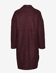Soyaconcept - SC-MISELLA - wool coats - ruby - 1