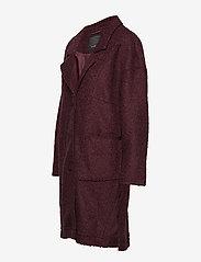Soyaconcept - SC-MISELLA - wool coats - ruby - 2