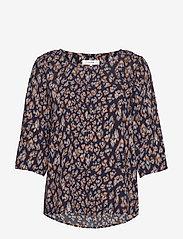 Soyaconcept - SC-BERLIN - blouses à manches longues - navy combi - 0
