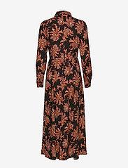 Soyaconcept - SC-BLANCA - shirt dresses - cabernet combi - 1