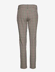 Soyaconcept - SC-BELLA - pantalons droits - cabernet combi - 1
