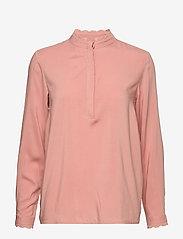 Soyaconcept - SC-RADIA - blouses à manches longues - rose smoke - 0