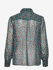 Soyaconcept - SC-BLONDIE - blouses à manches longues - deep green - 1